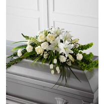 S8-4451 The FTD Resurrection Casket Spray