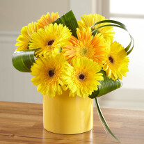 THE FTD SUNNY SURPRISE BOUQUET